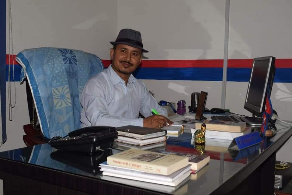 Tej Shrestha